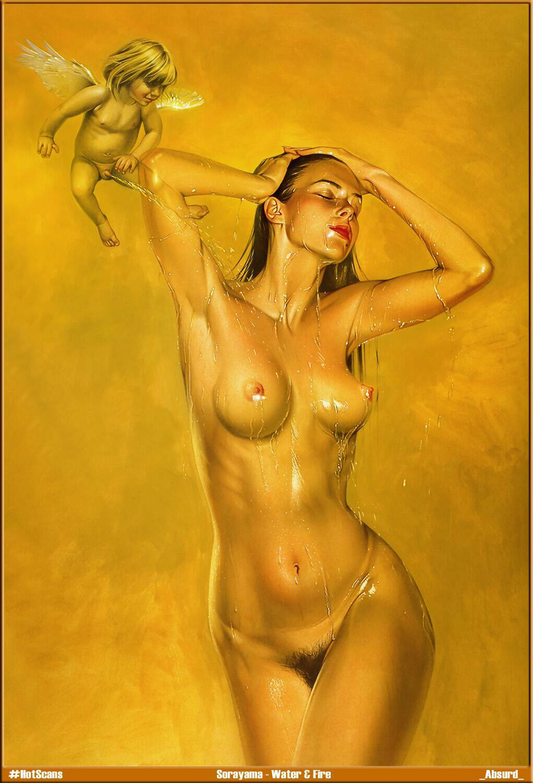 Фэнтези голые женщины 7 фотография